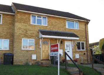 Thumbnail 2 bed terraced house for sale in Gainsborough Rise, Trowbridge