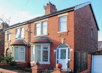 3 bed semi-detached house for sale in Kirkham Avenue, Blackpool FY1