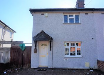 Thumbnail 2 bed semi-detached house for sale in Beechwood Road, Dudley