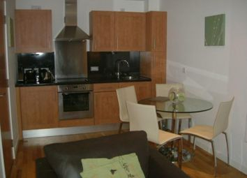 Thumbnail 2 bed flat to rent in The Gateway North, Crown Point Road, Leeds