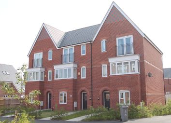 Thumbnail 4 bed town house for sale in Lamprey Drive, West Timperley, Altrincham