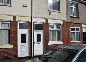 Thumbnail 2 bed terraced house to rent in Castlefield Street, Shelton, Stoke On Trent