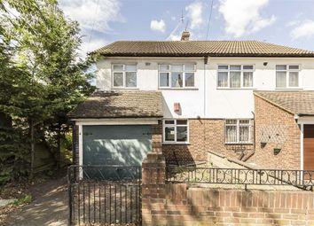 Thumbnail 3 bedroom semi-detached house for sale in Deerhurst Road, London