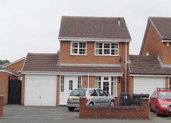 Thumbnail 3 bed link-detached house for sale in Bell Lane, Tile Cross, Birmingham