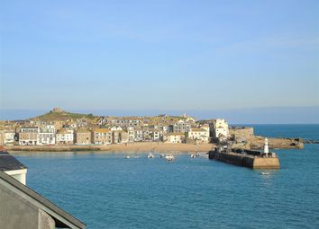 Thumbnail 3 bed end terrace house for sale in Draycott Cottages, St Ives, Cornwall