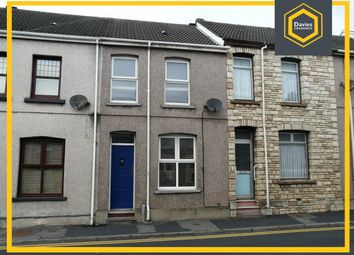 Thumbnail 3 bed terraced house to rent in Panteg, Llanelli