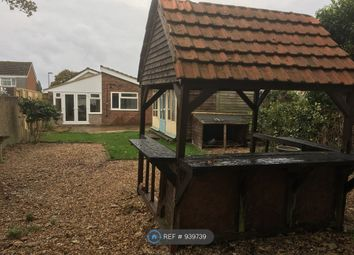Thumbnail 3 bed bungalow to rent in Ashby Road, Southampton