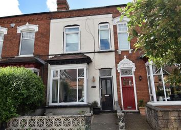 Thumbnail 4 bedroom terraced house for sale in Mary Vale Road, Bournville, Birmingham