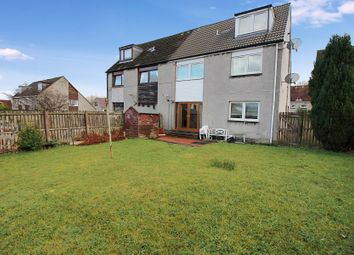 Thumbnail 2 bed flat for sale in Loch Earn Way, Whitburn, Bathgate
