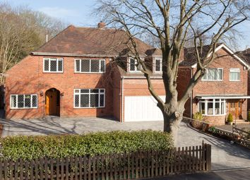 Thumbnail 6 bed detached house for sale in Havant Road, Horndean