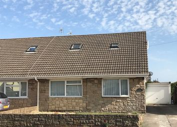 Thumbnail 3 bed bungalow to rent in Fulmar Road, Porthcawl