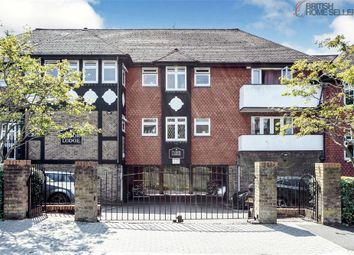 Thumbnail 2 bed flat for sale in The Garth, Holden Road, London