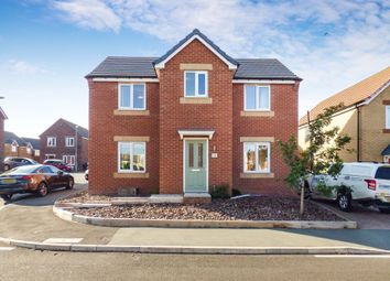 Thumbnail 4 bed detached house for sale in Viscount Close, Stanley