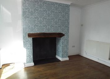 Thumbnail 2 bed property to rent in Bryn Terrace, Gyffin, Conwy