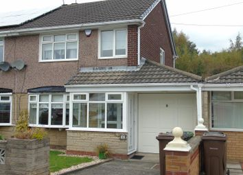 Thumbnail 3 bed semi-detached house to rent in Lytham Close, Liverpool