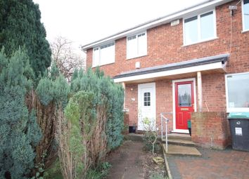 Thumbnail 3 bed end terrace house for sale in Cheviot Close, Gwersyllt, Wrexham