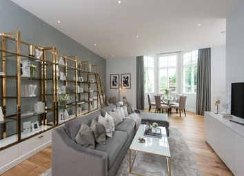 Thumbnail 2 bed flat for sale in Westbourne Place, Maida Vale, London
