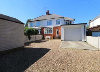 Thumbnail 4 bed semi-detached house for sale in Buckingham Road, Bletchley