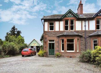 Thumbnail 4 bedroom property for sale in Perth Road, Dunblane