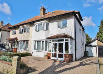 Thumbnail 5 bedroom semi-detached house for sale in Elgar Avenue, Surbiton, Surrey