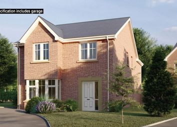 Thumbnail 4 bed detached house for sale in Manse Gate, Manse Road, Newtownards