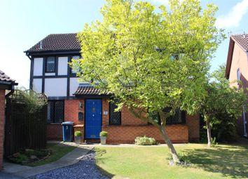 Thumbnail 4 bedroom detached house for sale in Court Gardens, West Bridgford, Nottingham