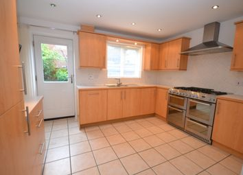 Thumbnail 4 bedroom town house to rent in Goldrill Close, West Bridgford, Nottingham