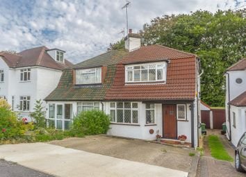 Thumbnail 2 bed semi-detached house for sale in Chipstead Way, Banstead