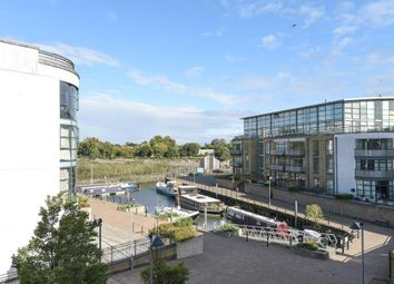 Thumbnail 3 bed flat for sale in Town Meadow, Ferry Quays, Brentford TW8,