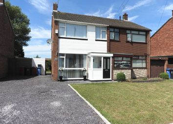 Thumbnail 3 bed semi-detached house for sale in North Mount Road, Liverpool