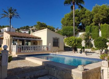 Thumbnail 4 bed villa for sale in 03724 Moraira, Alacant, Spain