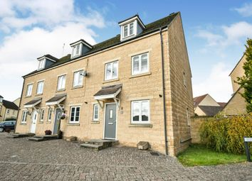 Thumbnail End terrace house for sale in Freestone Way, Corsham