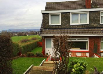 Thumbnail 3 bed semi-detached house for sale in Dene Walk, Bishopbriggs, Glasgow