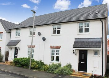 Thumbnail 3 bed semi-detached house for sale in Tiree Court, Newton Leys, Milton Keynes, Buckinghamshire