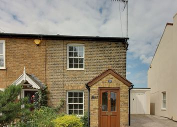 Thumbnail 2 bed end terrace house for sale in Bulls Cross, Enfield