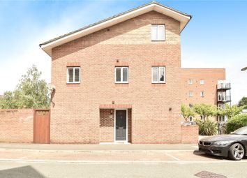 Thumbnail 3 bed end terrace house for sale in Carmichael Close, Ruislip, Middlesex