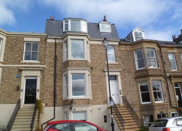 Thumbnail 2 bed flat to rent in Northumberland Terrace, Tynemouth