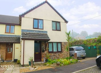 Thumbnail 3 bed semi-detached house for sale in Meadow Rise, Penwithick, St Austell, Cornwall