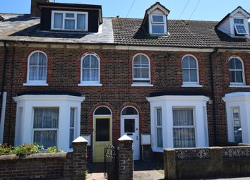 Thumbnail 1 bedroom flat for sale in Richmond Road, Pevensey Bay