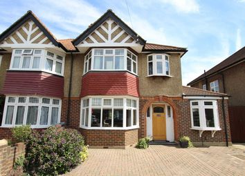 Thumbnail 4 bed property for sale in Constance Road, Whitton, Twickenham