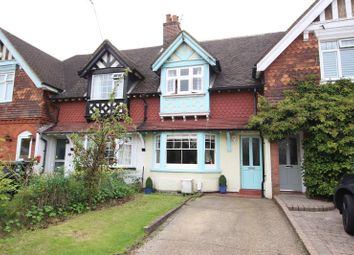 Thumbnail 2 bed terraced house for sale in Ashurst Road, Tadworth