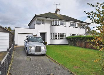 Thumbnail 3 bed semi-detached house for sale in The Grove, Bearsted, Maidstone