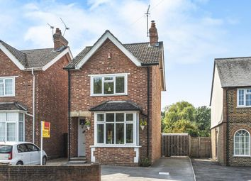 Thumbnail 3 bed detached house for sale in Chobham, Surrey