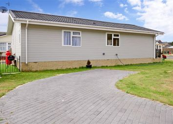 Thumbnail 2 bed mobile/park home for sale in Avenue Road, Sandown, Isle Of Wight