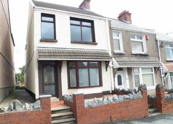 Thumbnail 3 bedroom semi-detached house for sale in Middle Road, Cwmdu, Swansea