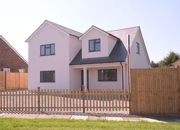 Thumbnail 4 bedroom detached house for sale in Chignal Road, Chelmsford