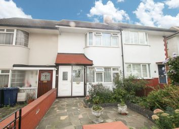 Thumbnail 2 bed terraced house for sale in Castle Road, Northolt