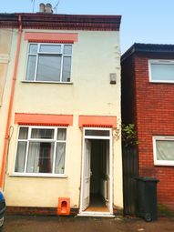 Thumbnail 2 bed end terrace house for sale in New Park Road, Leicester