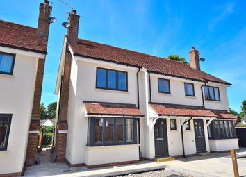 Thumbnail 3 bedroom semi-detached house to rent in Feathers Close, Cambridge Road, Stansted