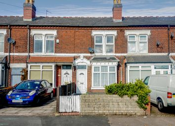 Thumbnail 3 bedroom terraced house for sale in Oxhill Road, Handsworth, Birmingham